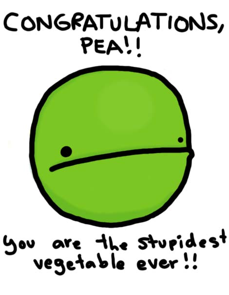 mister pea | its.